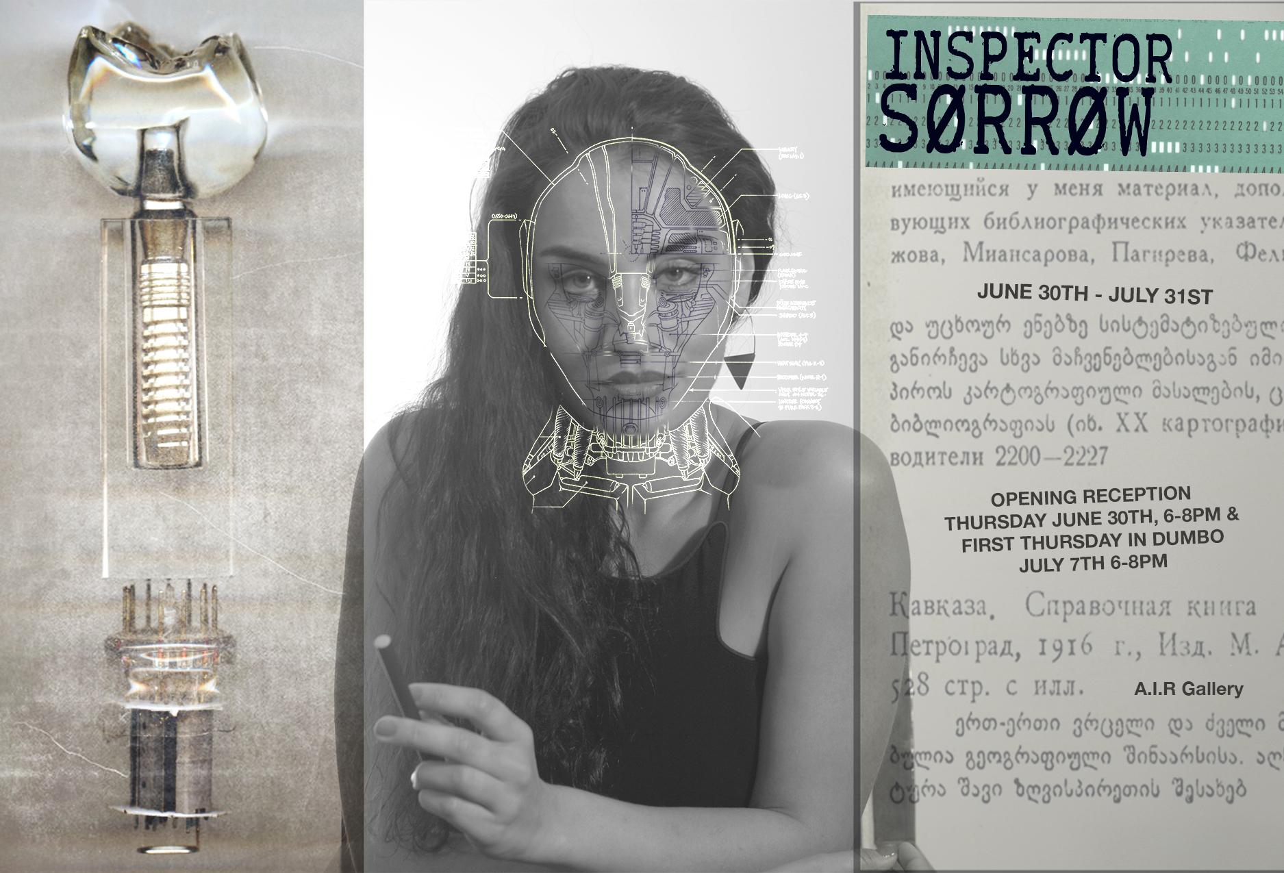Inspector Sorrow , 2016