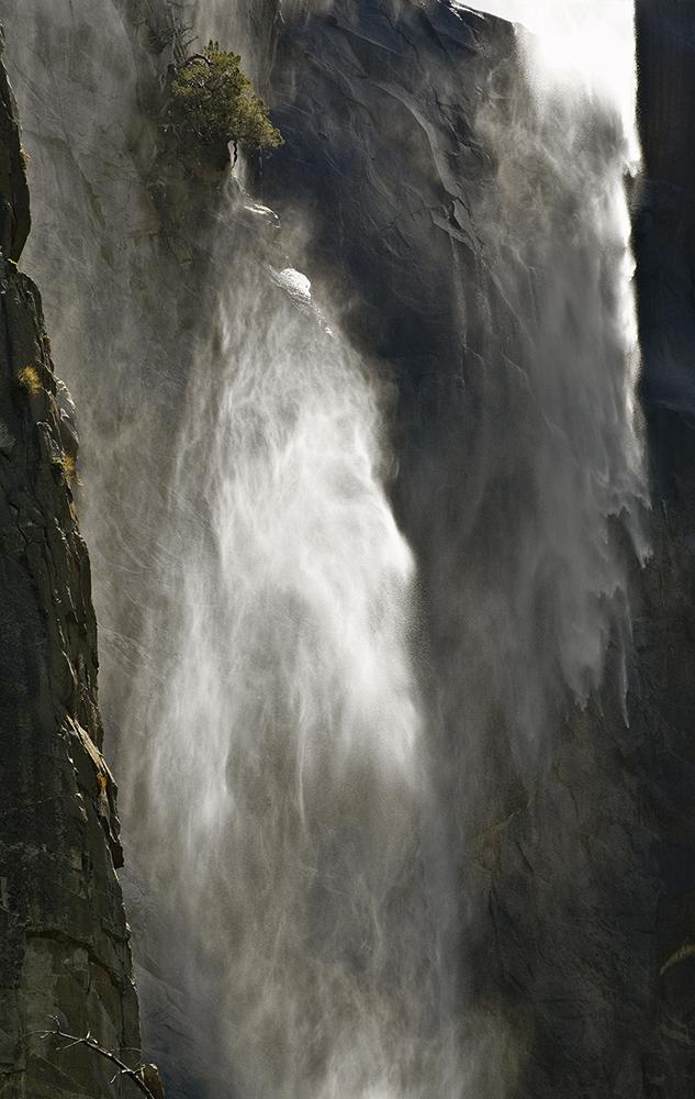 California_Bridal Veil Falls , 2007-15, Archival pigment print, 44 x 30 inches