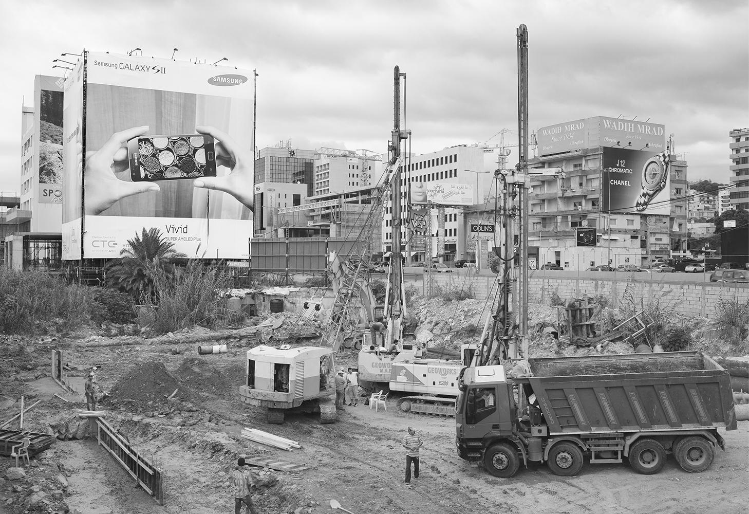 Vivid. Beirut, Lebanon ,2014,Archival pigment print,16 x 22 inches