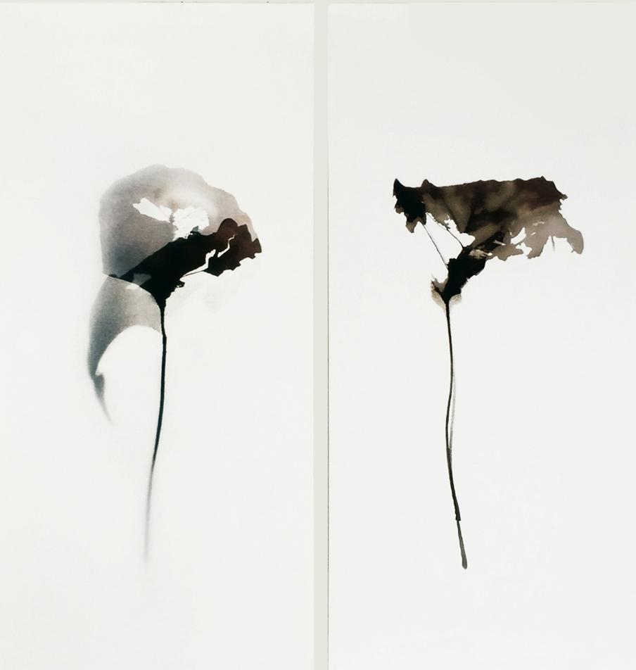 Fragments #1 , 2015, Digital prints, 20 x 19 inches