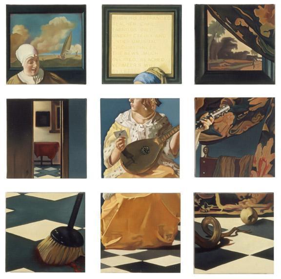 Vermeer's Wife , 1988