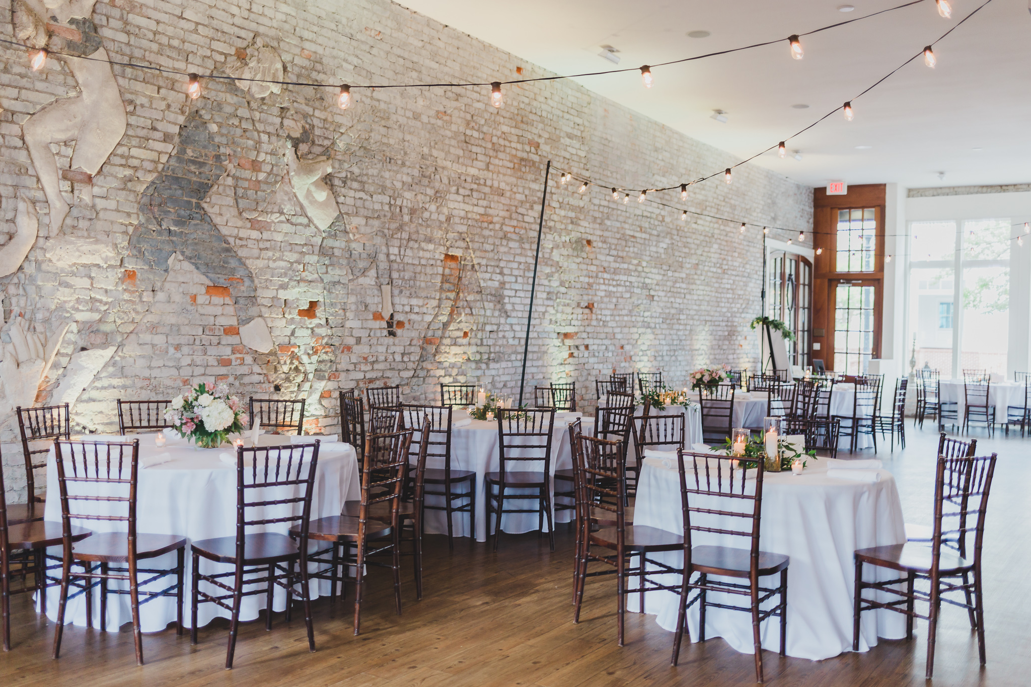 Indoor photo of decorated pensacola venue 5eleven