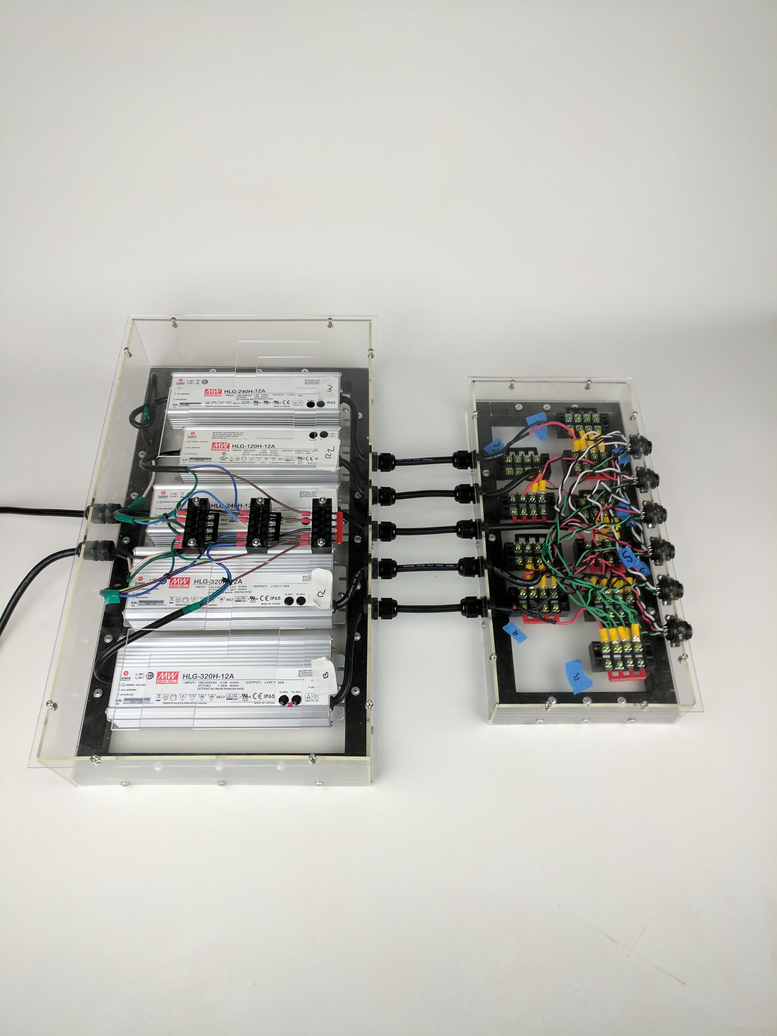 Custom power system