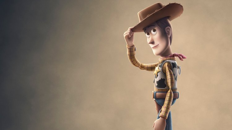 How in the world can Pixar make a computer generated cowboy so fucking awesome?