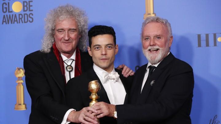 He's not winning an Oscar