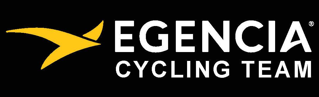 Egencia Cycling Team Logo Black White.jpg