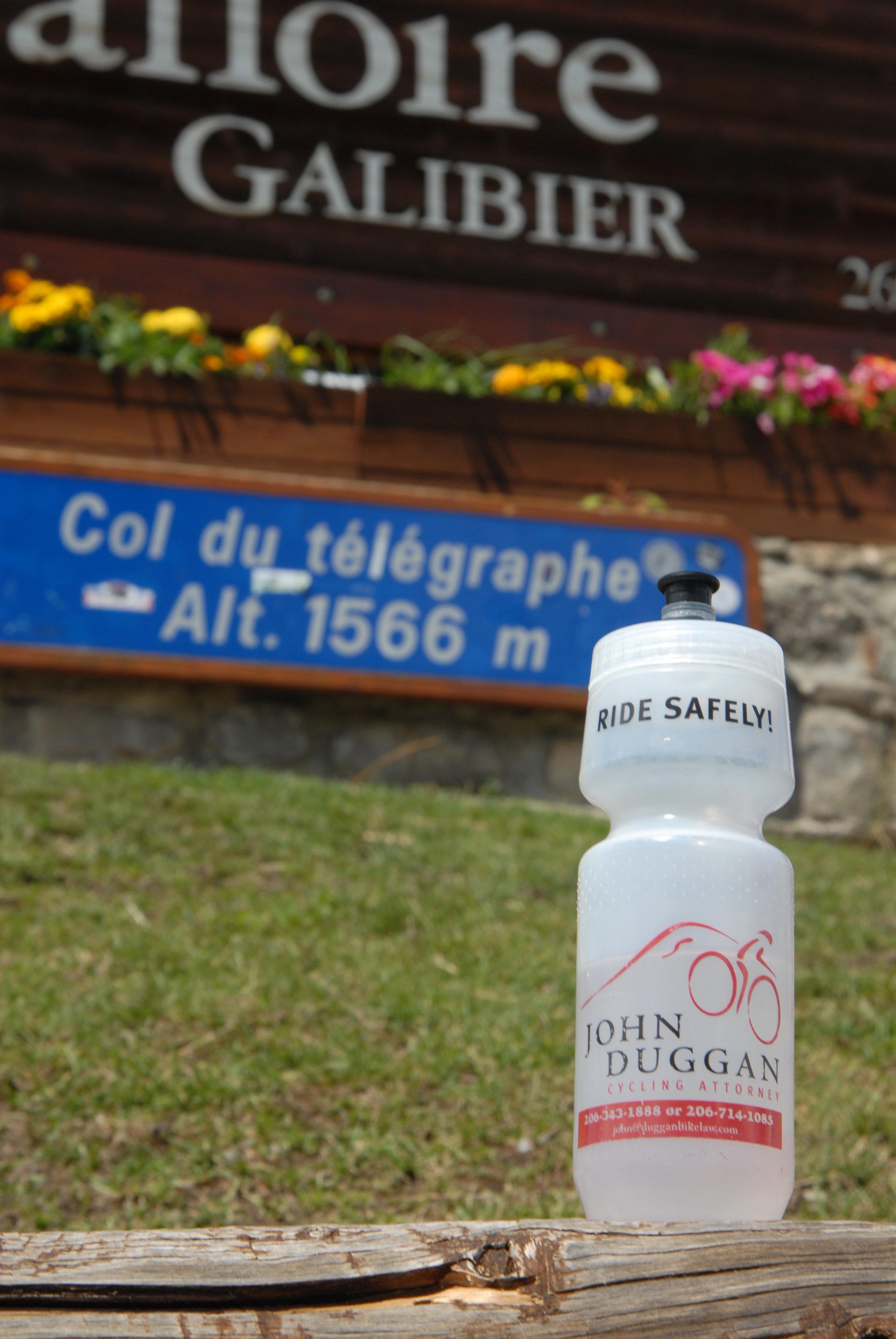 Col du Telegraphe, French Alps