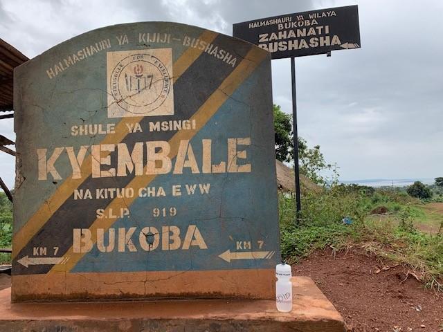 Spin in Bushasha, TZ (Bukoba Rural District)