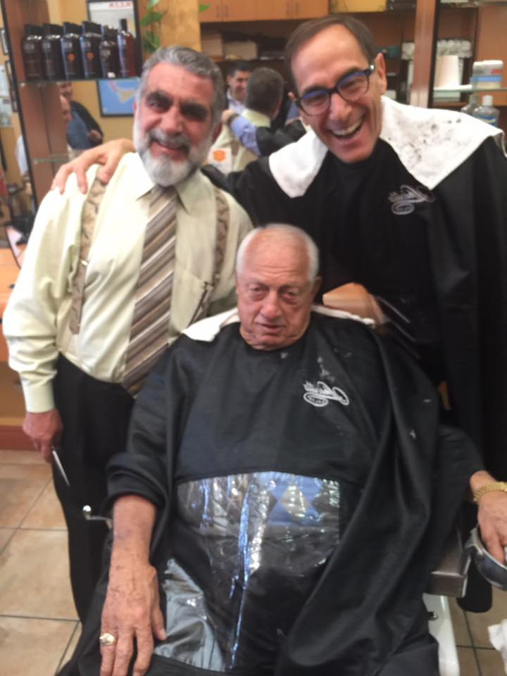 Cause What's Better Than 1 Picture Of Tommy Lasorda In Your Salon?