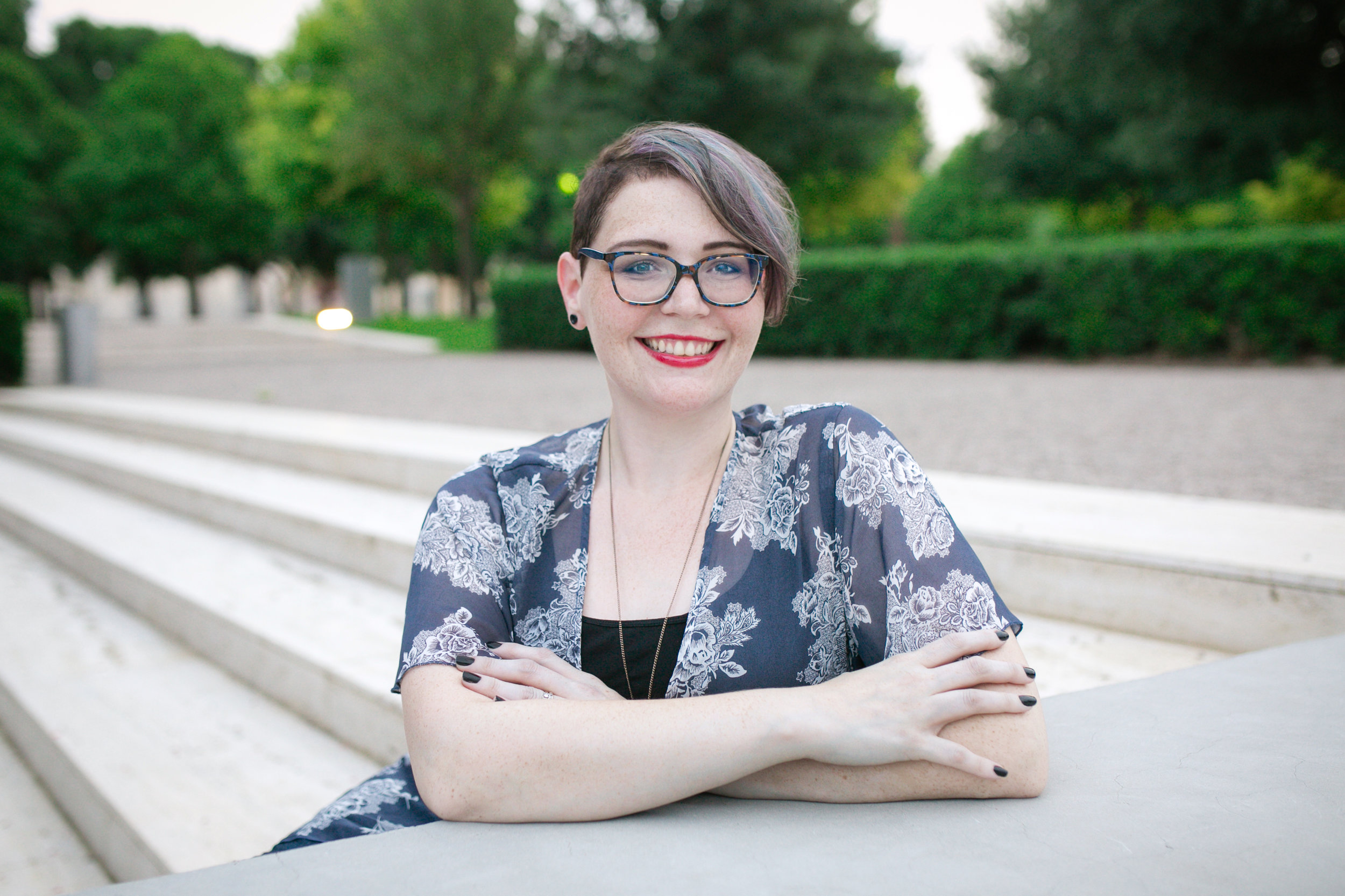 Rachael Ibarra,  Birth Doula serving Fort Worth and surrounding areas .