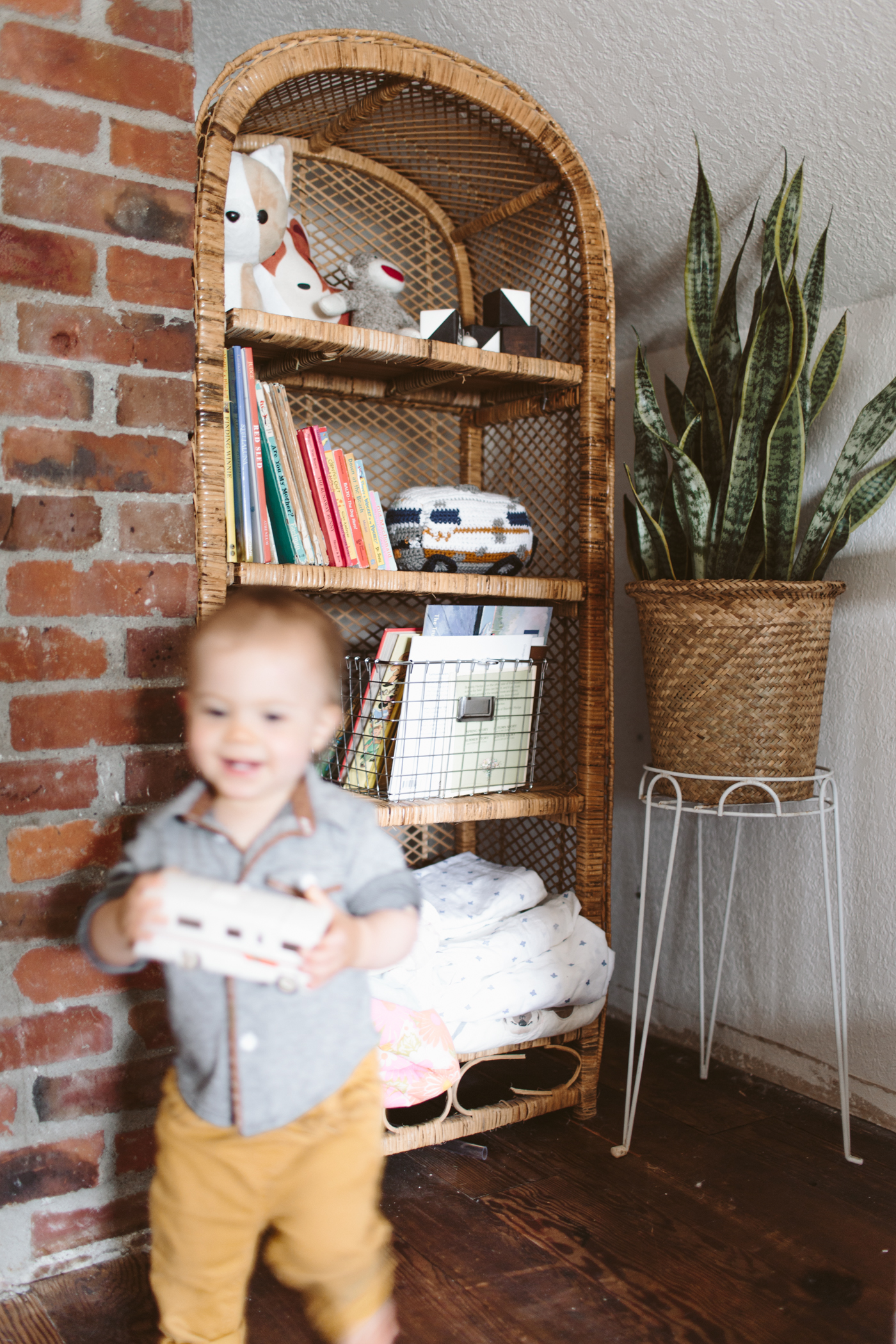 Boho Gender Neutral Nursery