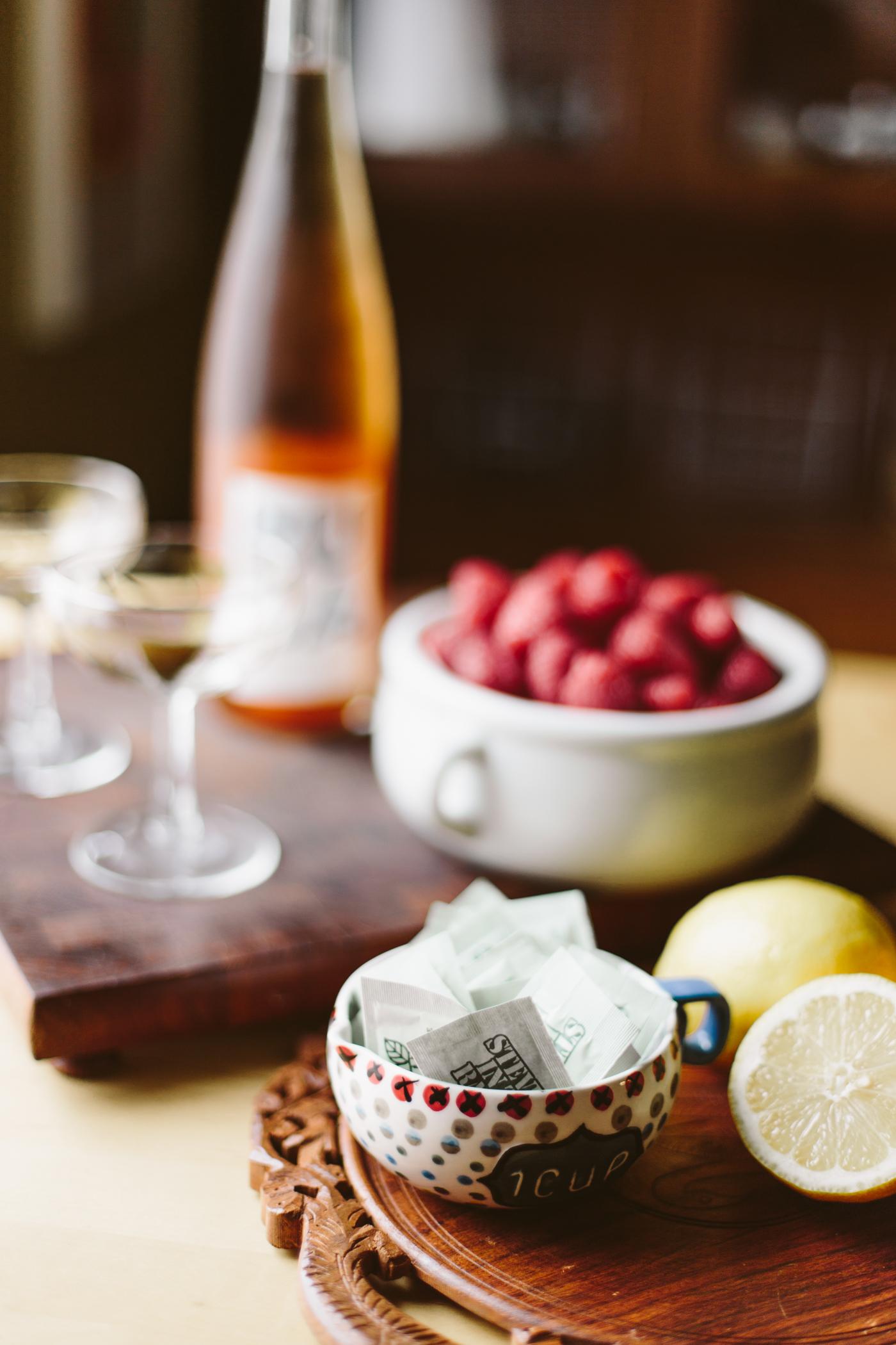 Raspberry Frosé Recipe