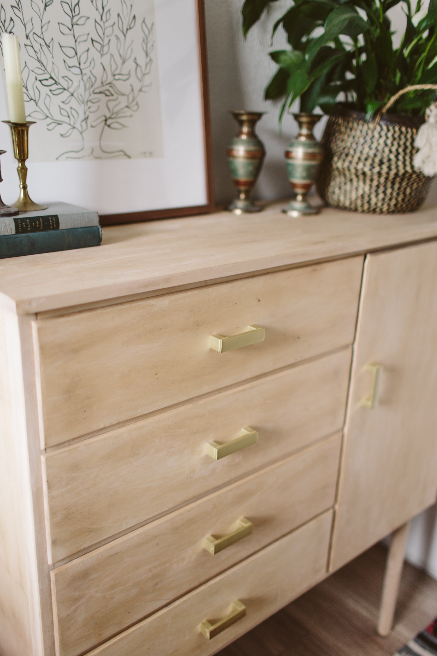 Modern Dresser Revival