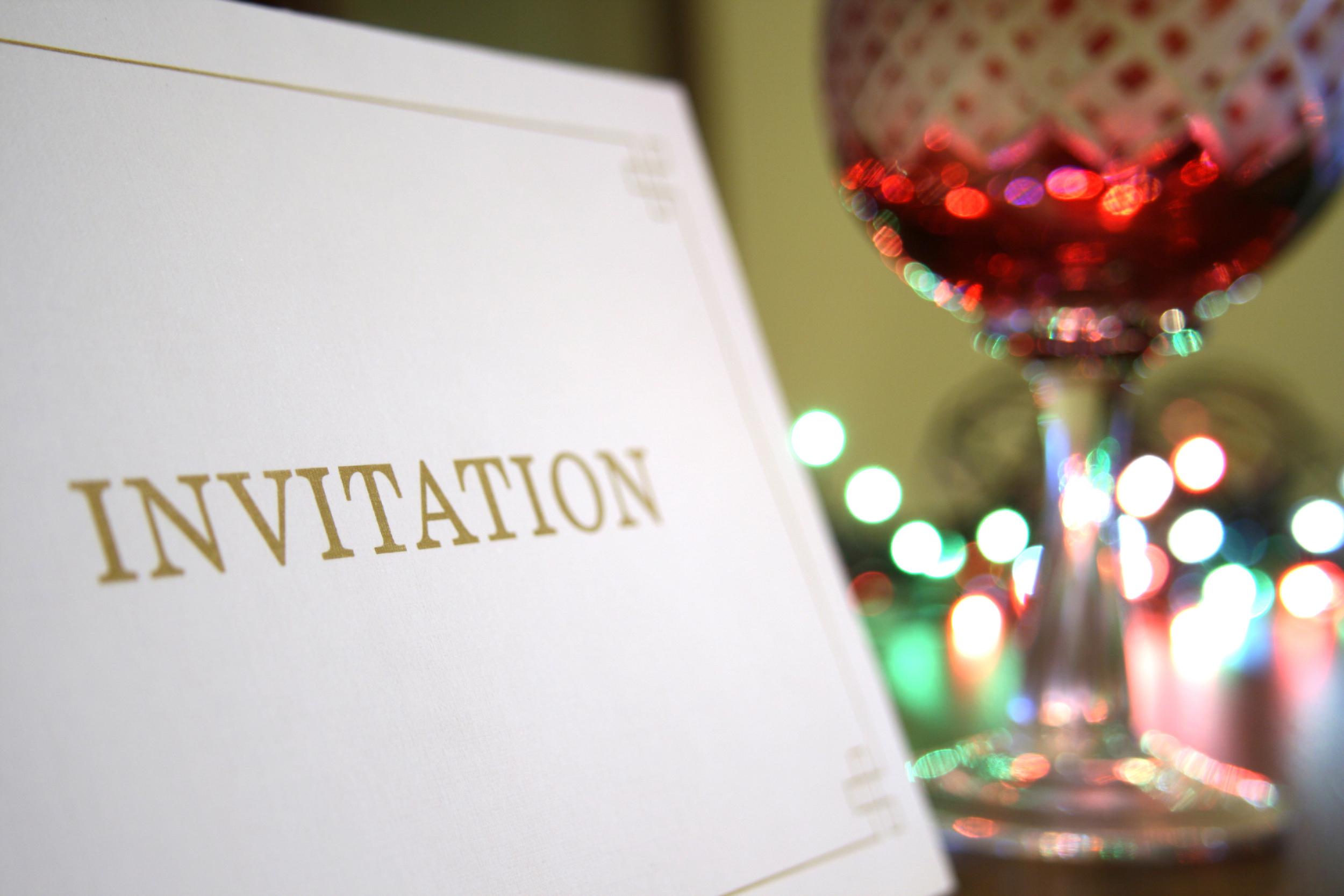 johnson imaging wedding invitation