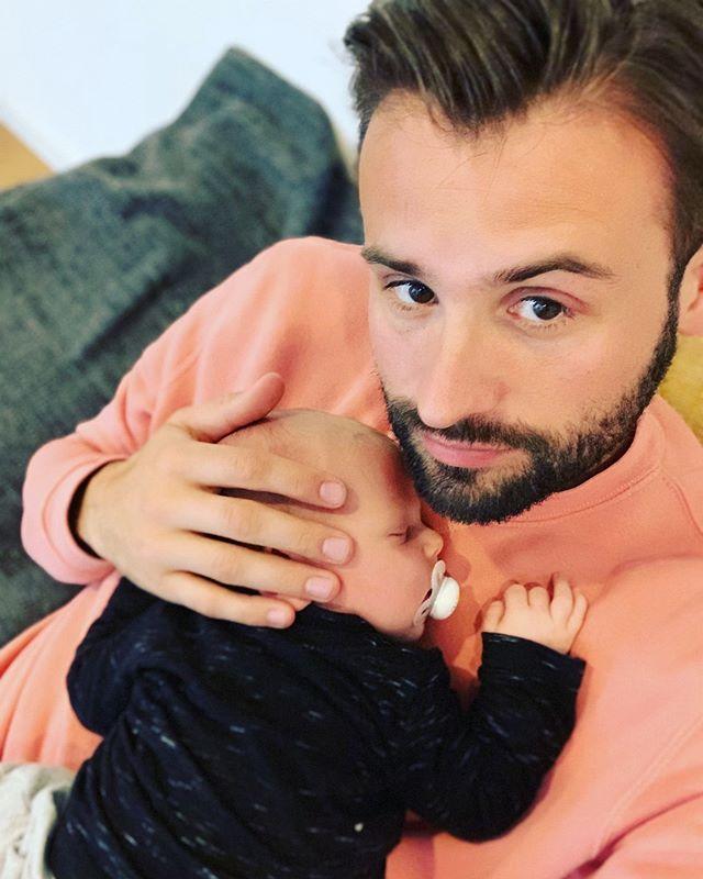 #loveyoutothemoonandback #ohmygirl #ohmyboy #supergirlminou #samu #newdadsontheblog #newborn