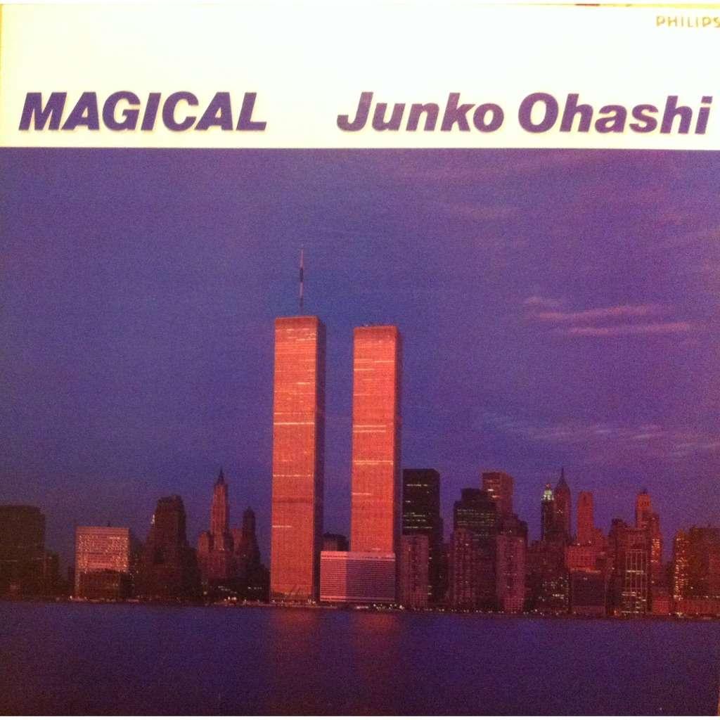 大橋純子 (Junko Ohashi)- Magical (1984)