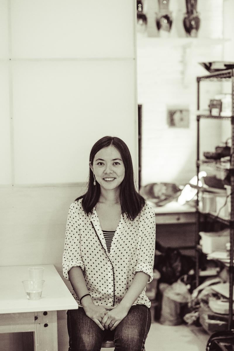Miwa Neishi - Painter, Ceramicist