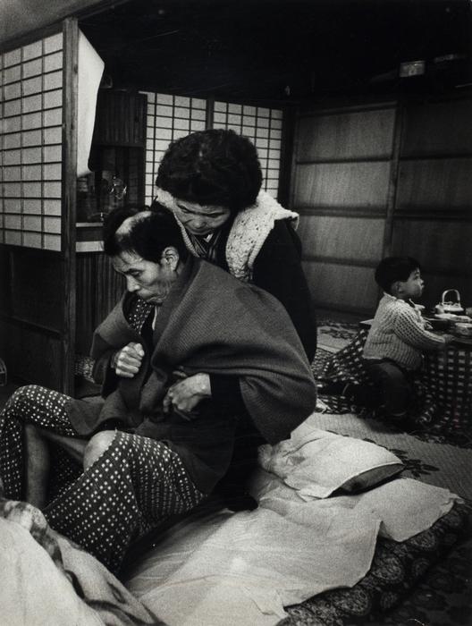 Victims of Minamata mercury poisoning, by W. Eugene Smith