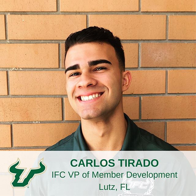 Meet Carlos Tirado! Carlos is the VP of Member Development who oversees our Recruitment Advisor program as well as other community building efforts that help develop our members. He is majoring in Health Sciences with a concentration in Biological Sciences. Last winter he traveled to Coroico, Bolivia to help vaccinate poverty-stricken populations! #IFCUSF #MeetTheBoard