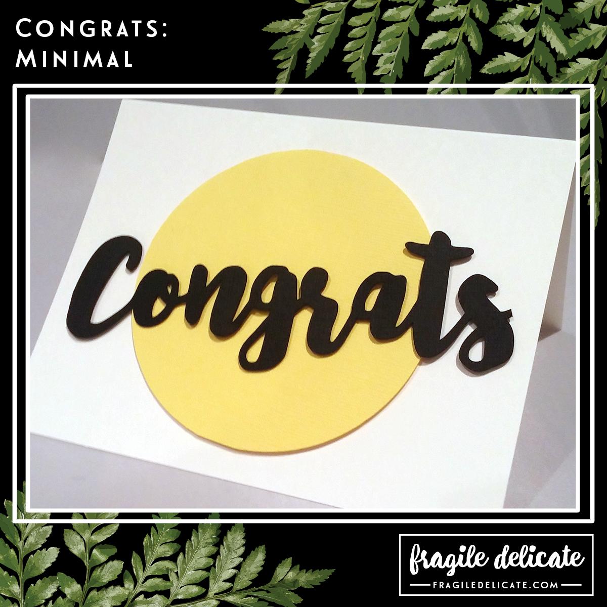Fragile Delicate - Congrats.jpg