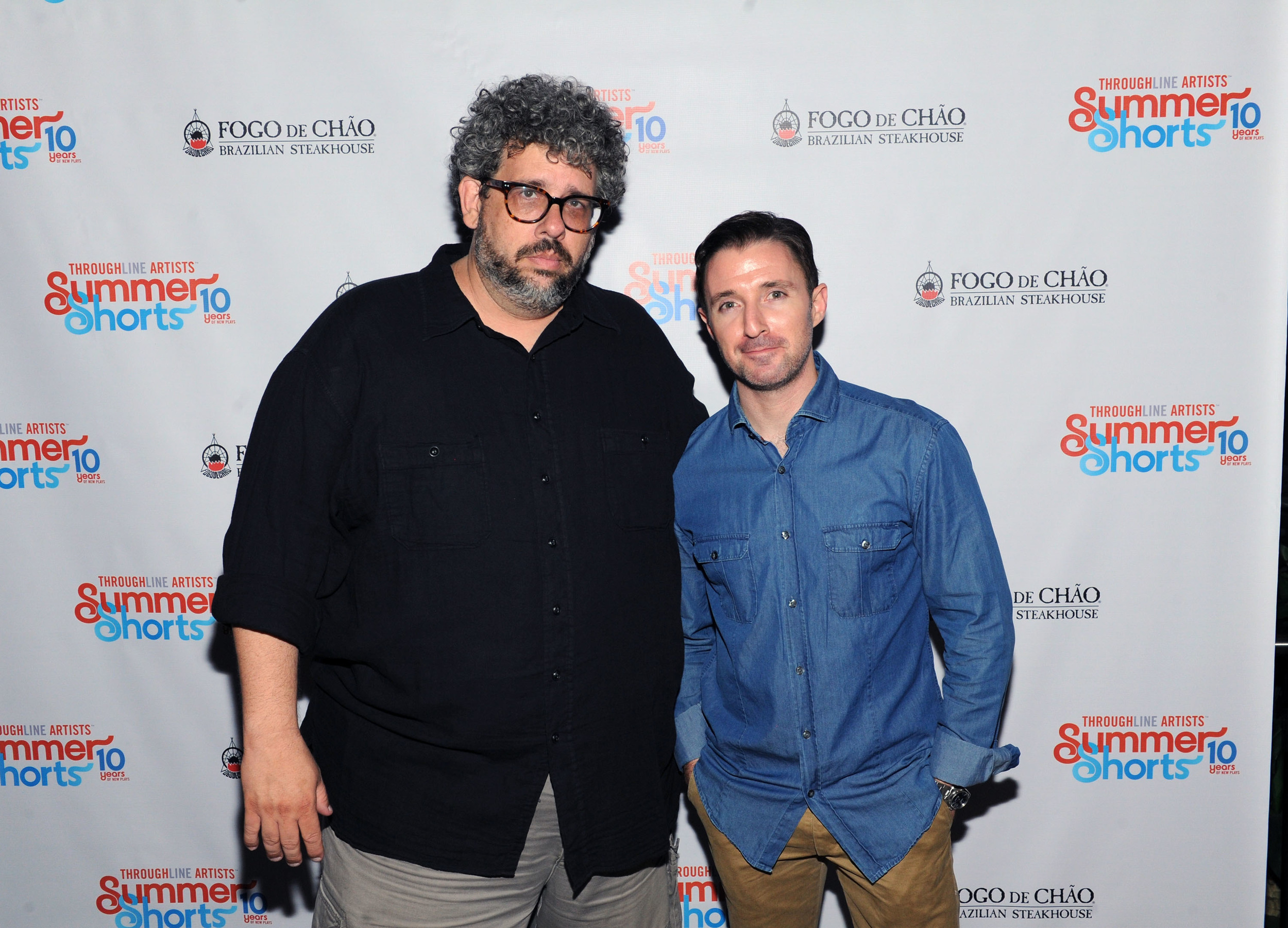 Neil LaBute and J.J. Kandel