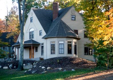 Longmeadow Residence