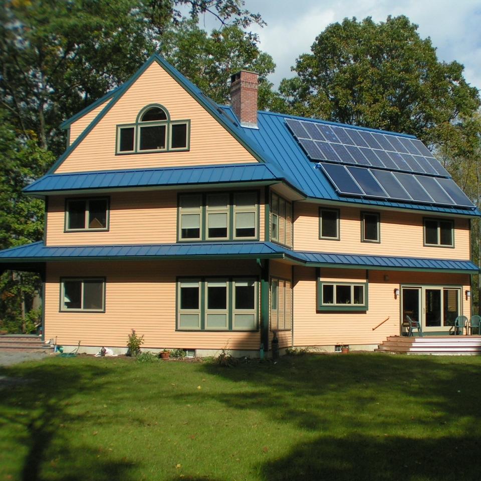 Green House Ipswich, MA