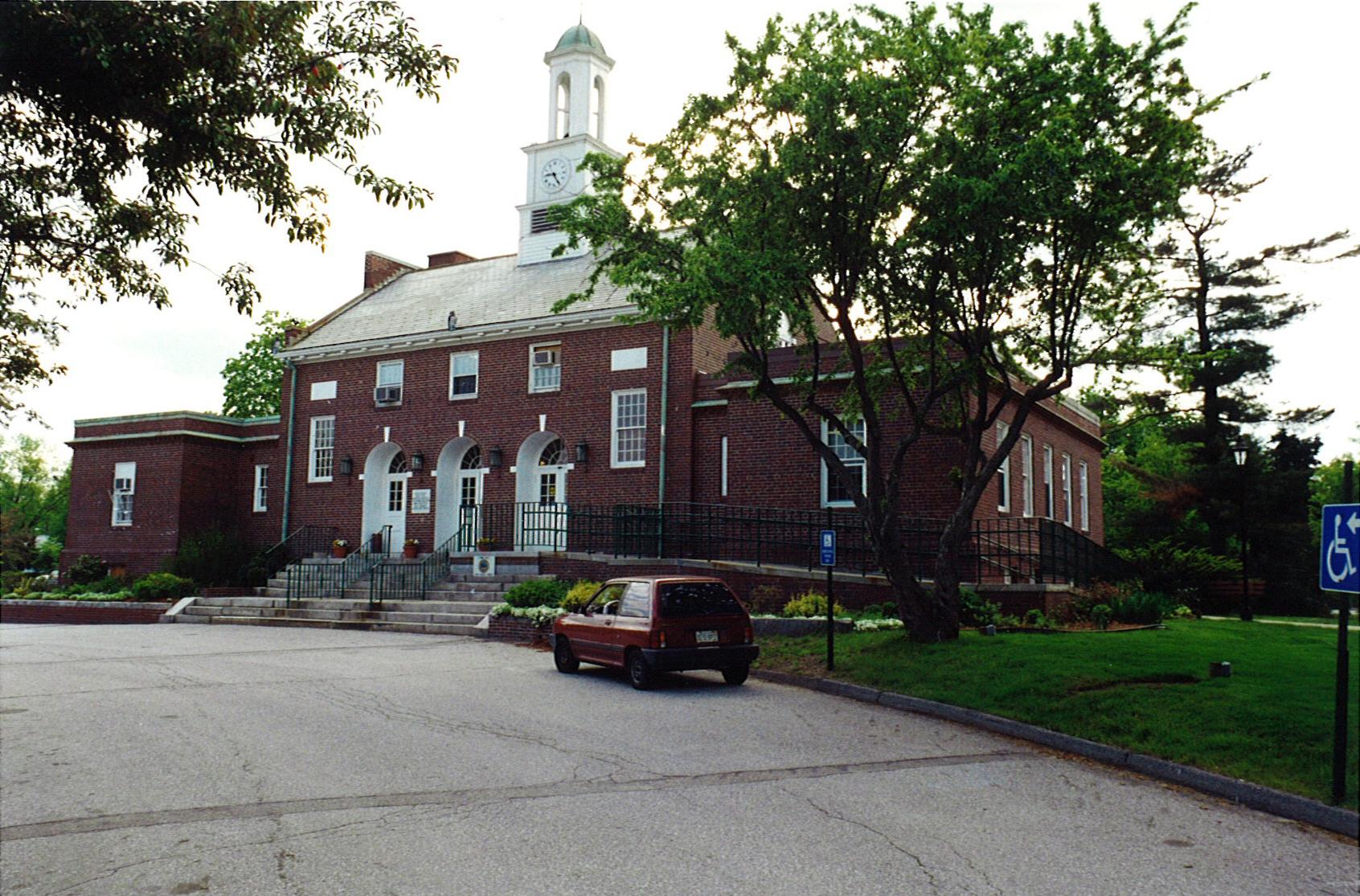 Tewksbury Town Hall