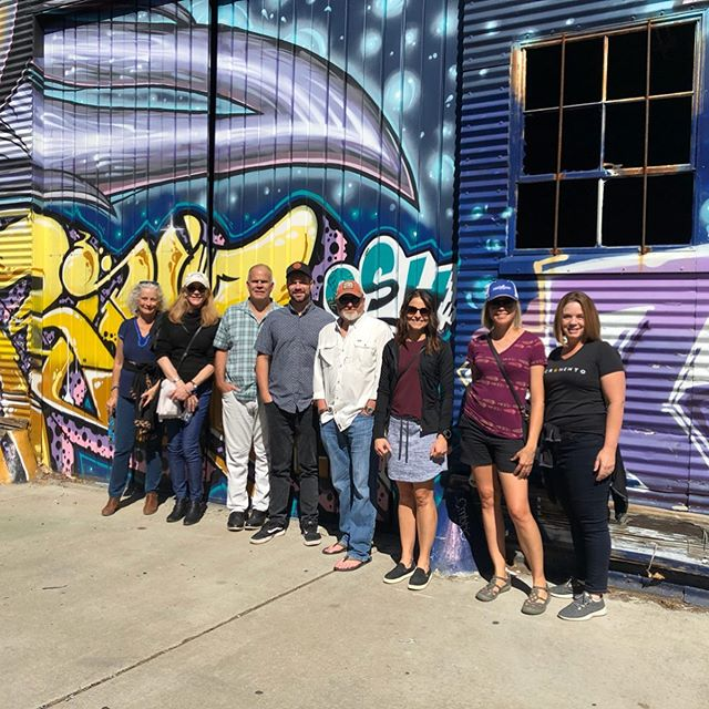 Street Art Tour? Check! Coffee and Dessert Tour? Check, check! We had so much fun during our midweek tours with some fantastic hospitality professionals. • • [Shoutout to @visitsacramento, @beignyay_sac, @pachamama_coffee, @gingerelizabeth    Mural by @pawnpaint] • • • #sactourcompany #coollikesacramento #sacramento #sactown #visitsac #visitsacramento #visitcalifornia #downtownsac #streetsac #streetartsacramento #sacramentoart #sacramentomurals #runningtours #walkingtours