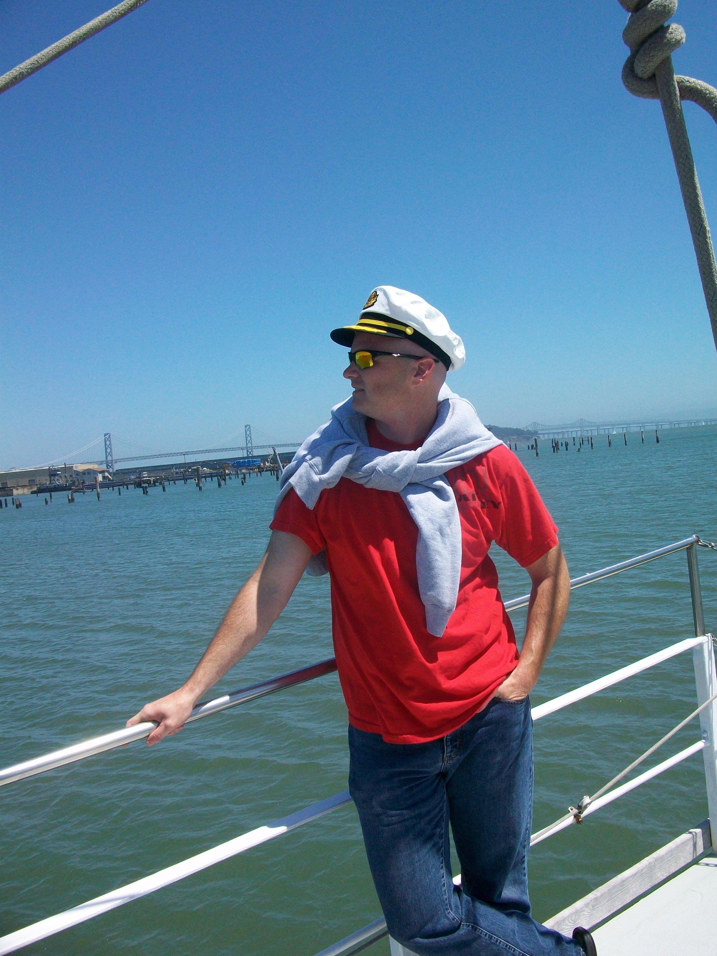 Going seaward