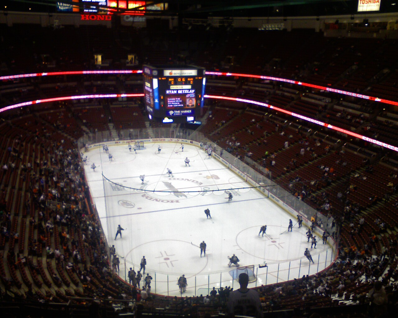 Thats a rink