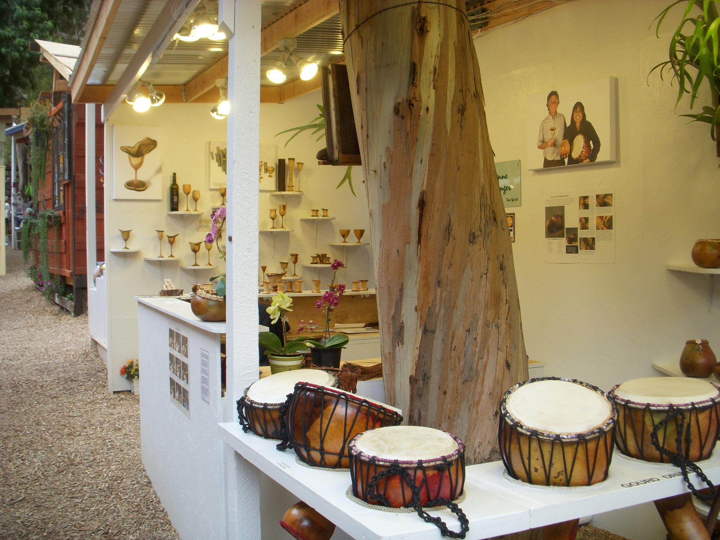 Drum square
