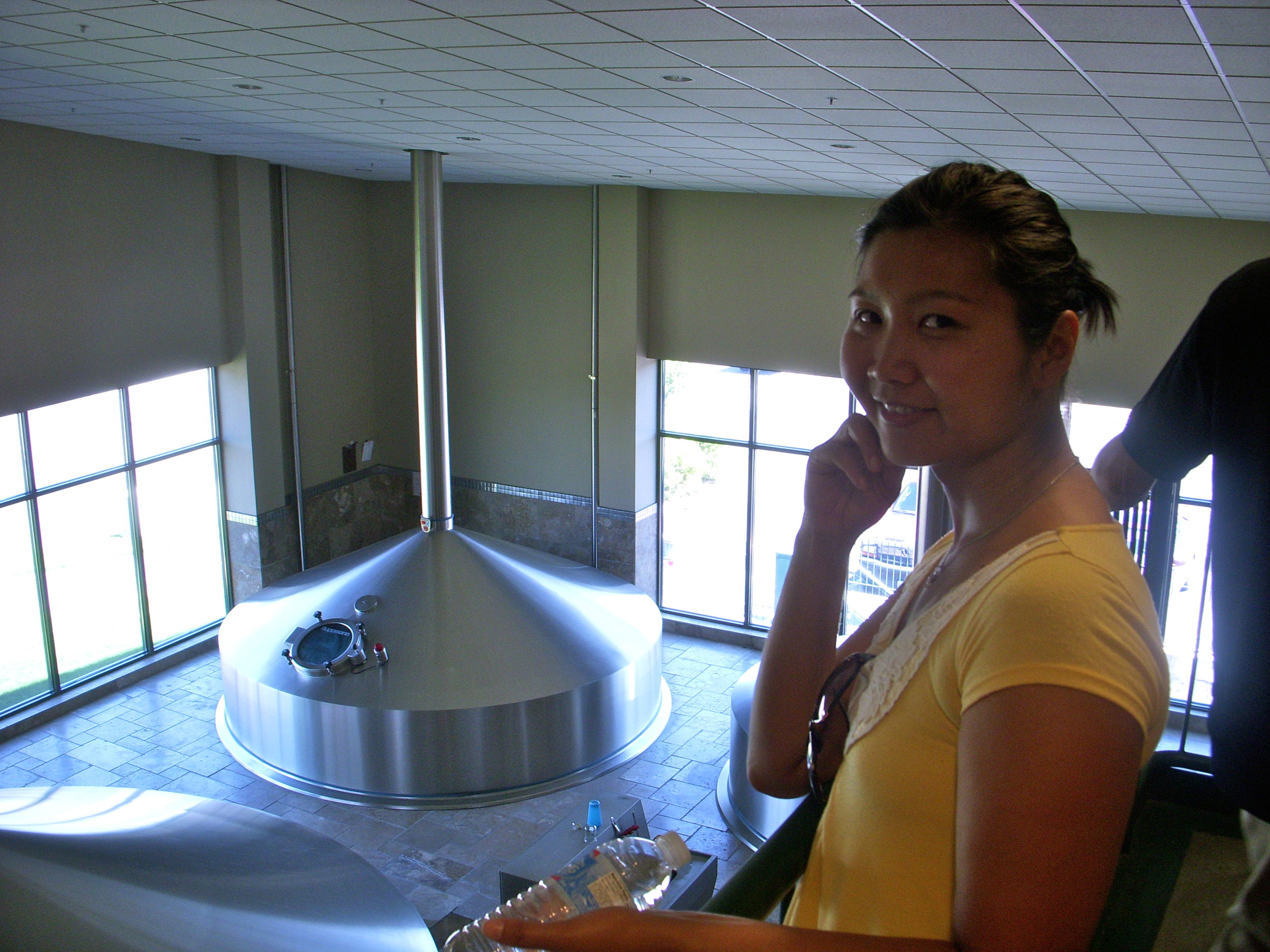 Mai hates brewery tours