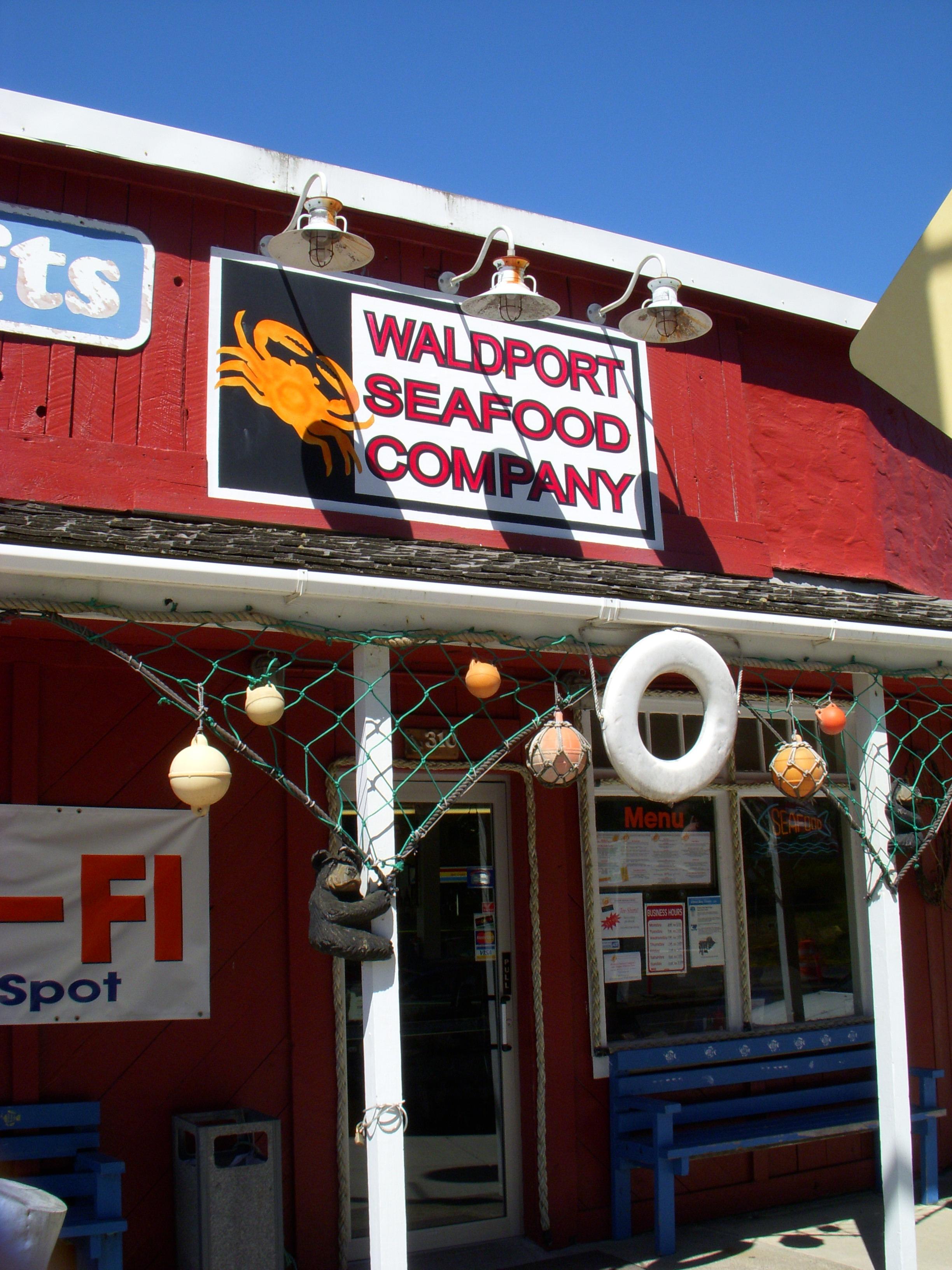 Waldport seafood company