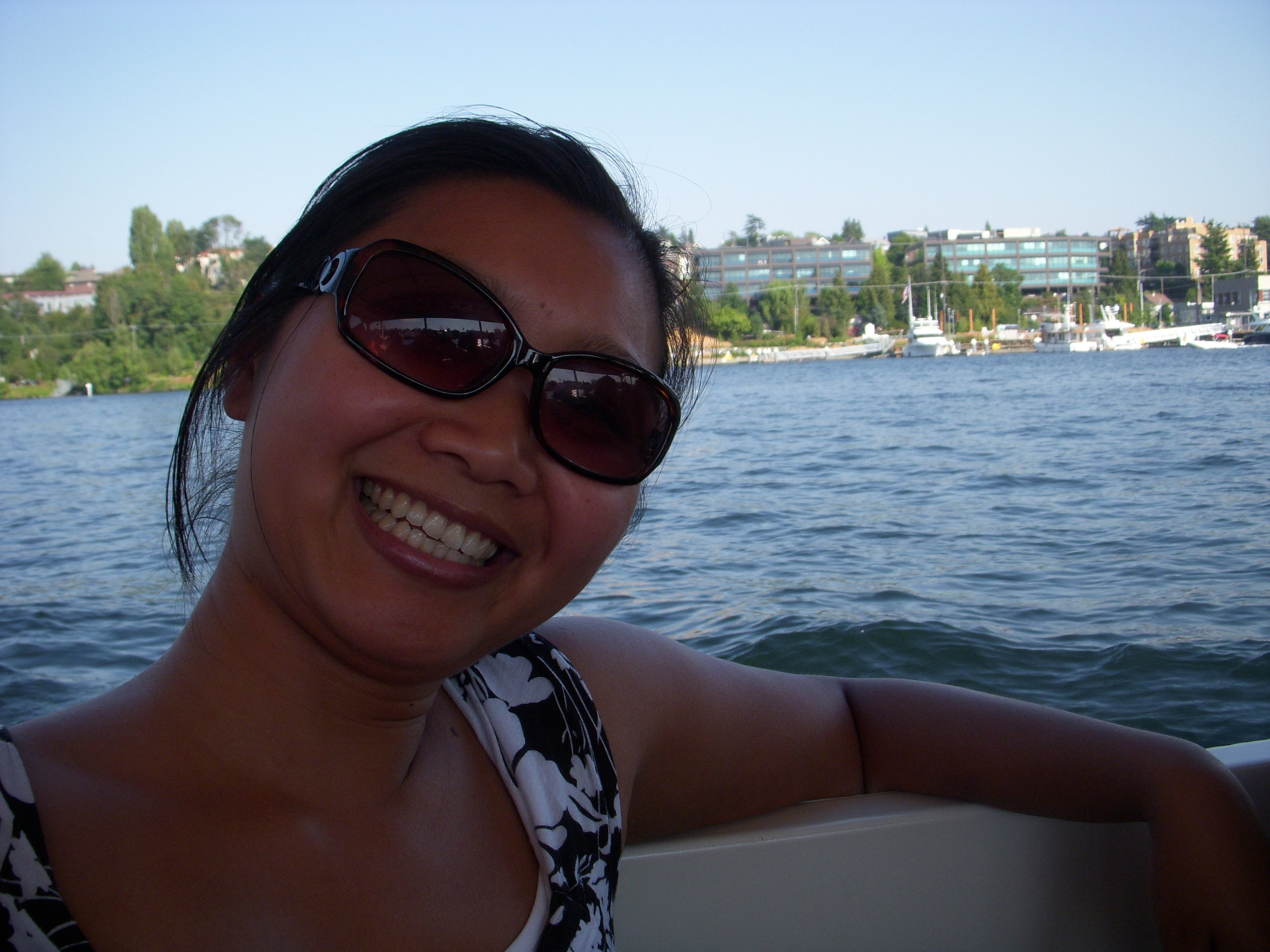 Mai on lake washington
