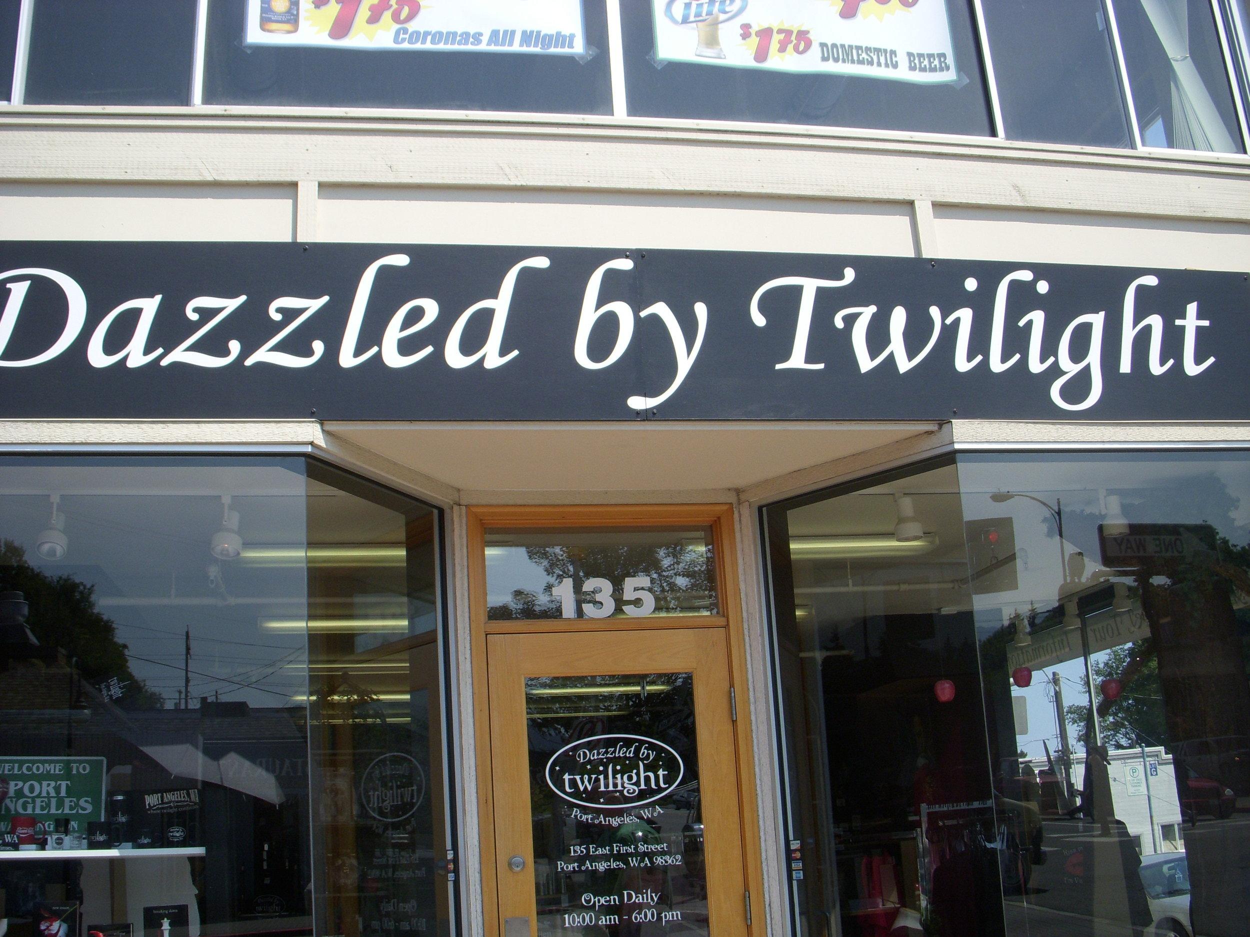 Dazzled by twilight