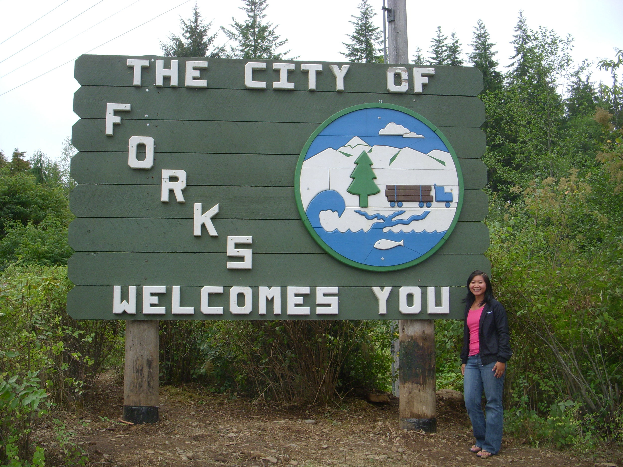 Off to forks