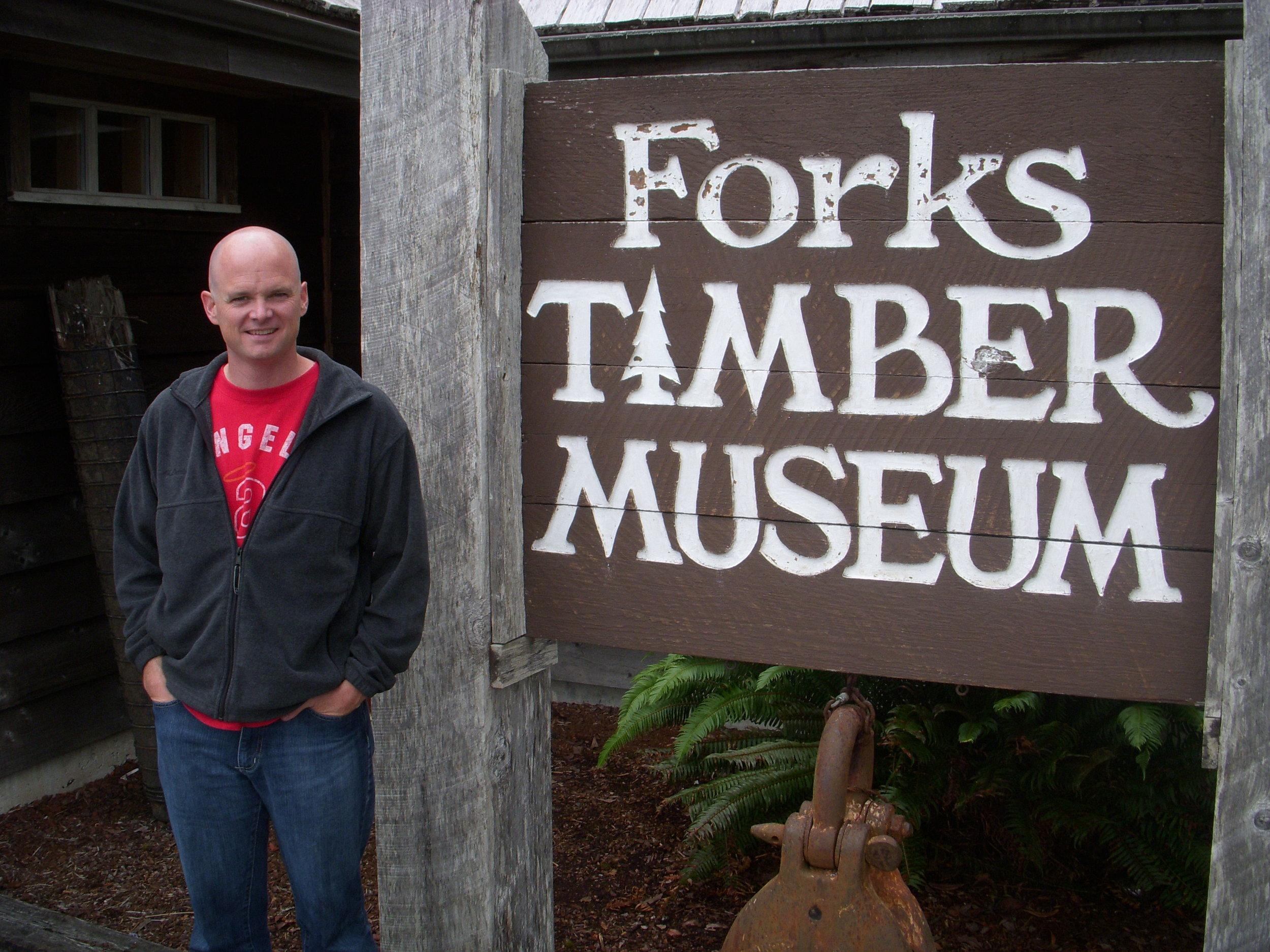 Timber museum