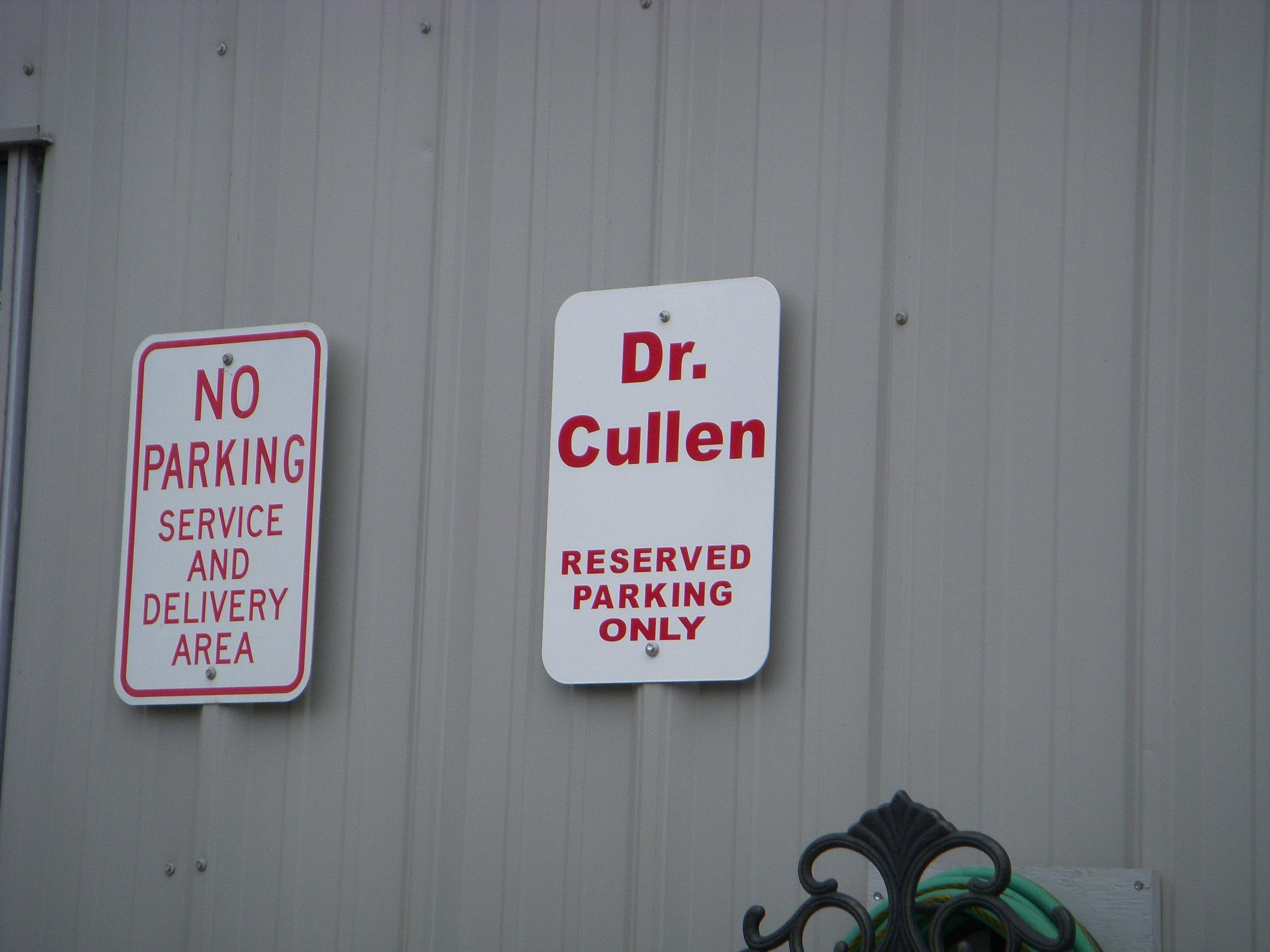 Dr cullen