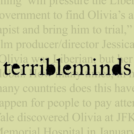 Terrible Minds