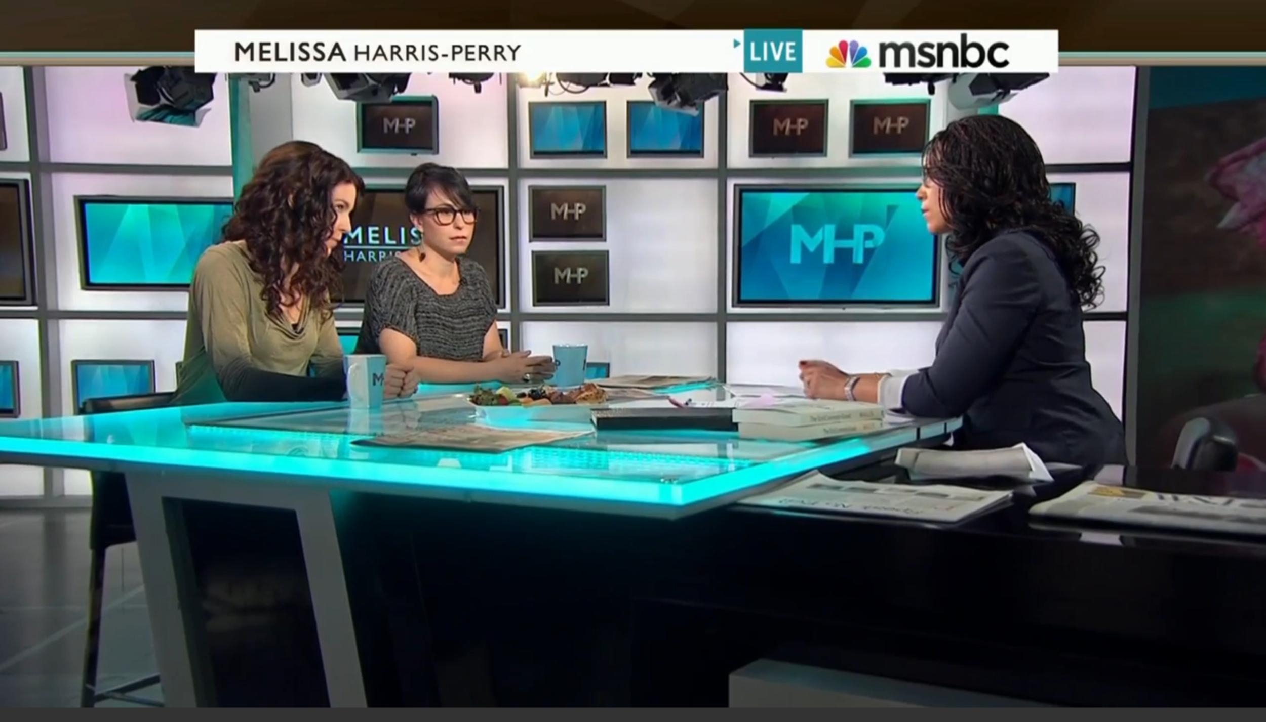 MSNBC - Melissa Harris Perry Show