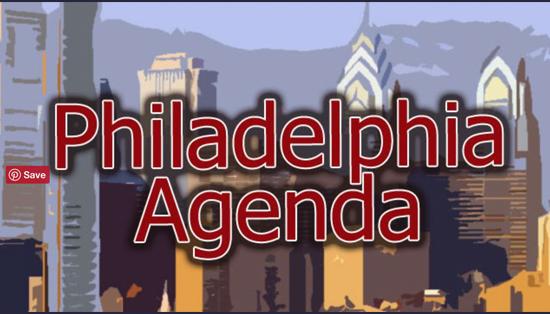 Philadelphia Agenda