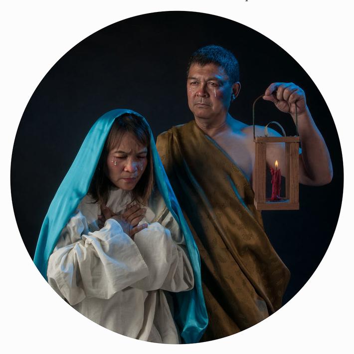 Angelus by Eunice Barbara C. Novio - —after