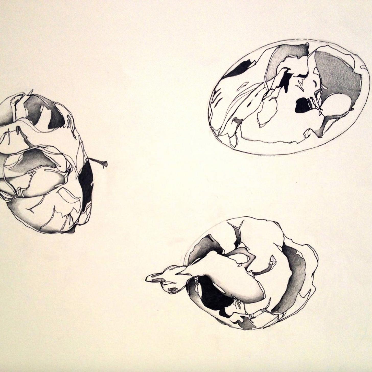 On Grandma and Balut by Melinda Luisa de Jesus - —after