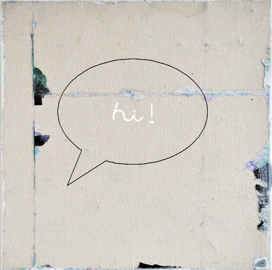 Shh! by Marton Koppany - —after