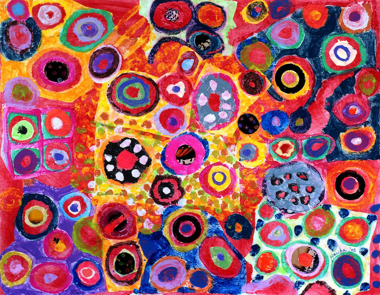 Sugar Donuts by Pacita Abad.jpg