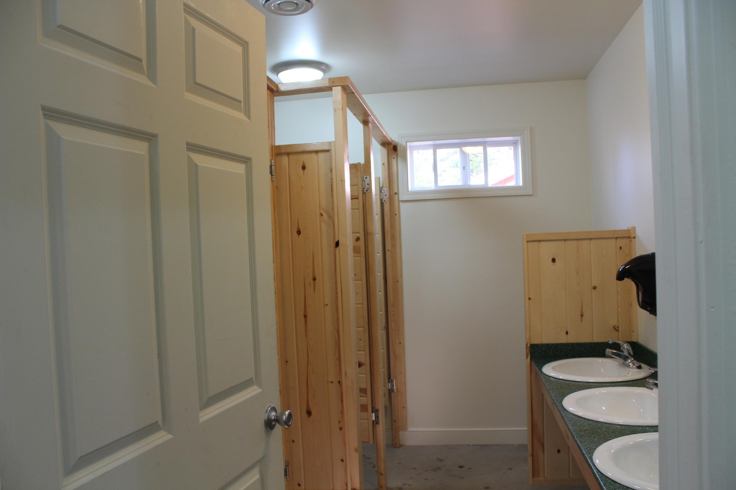 Superior dorm men's room
