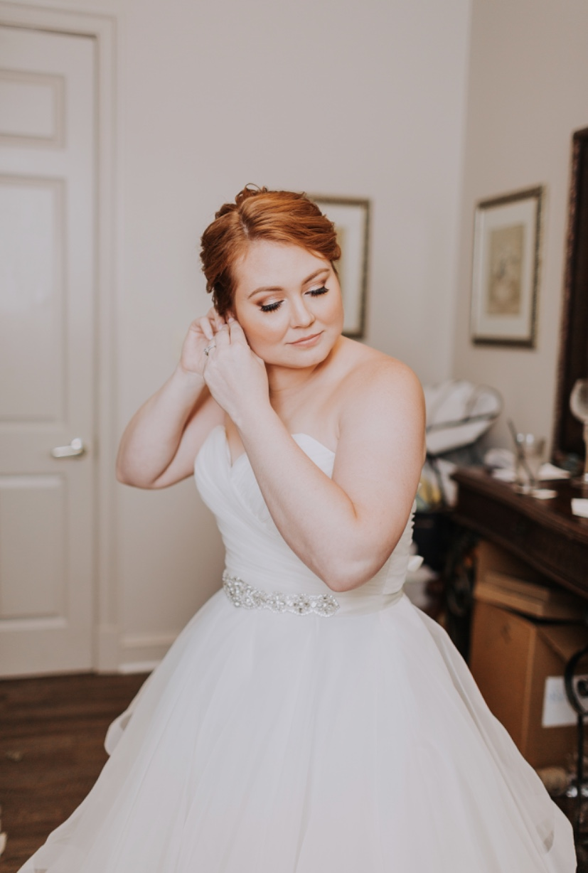 Bride Hair and Makeup Services in Little Rock