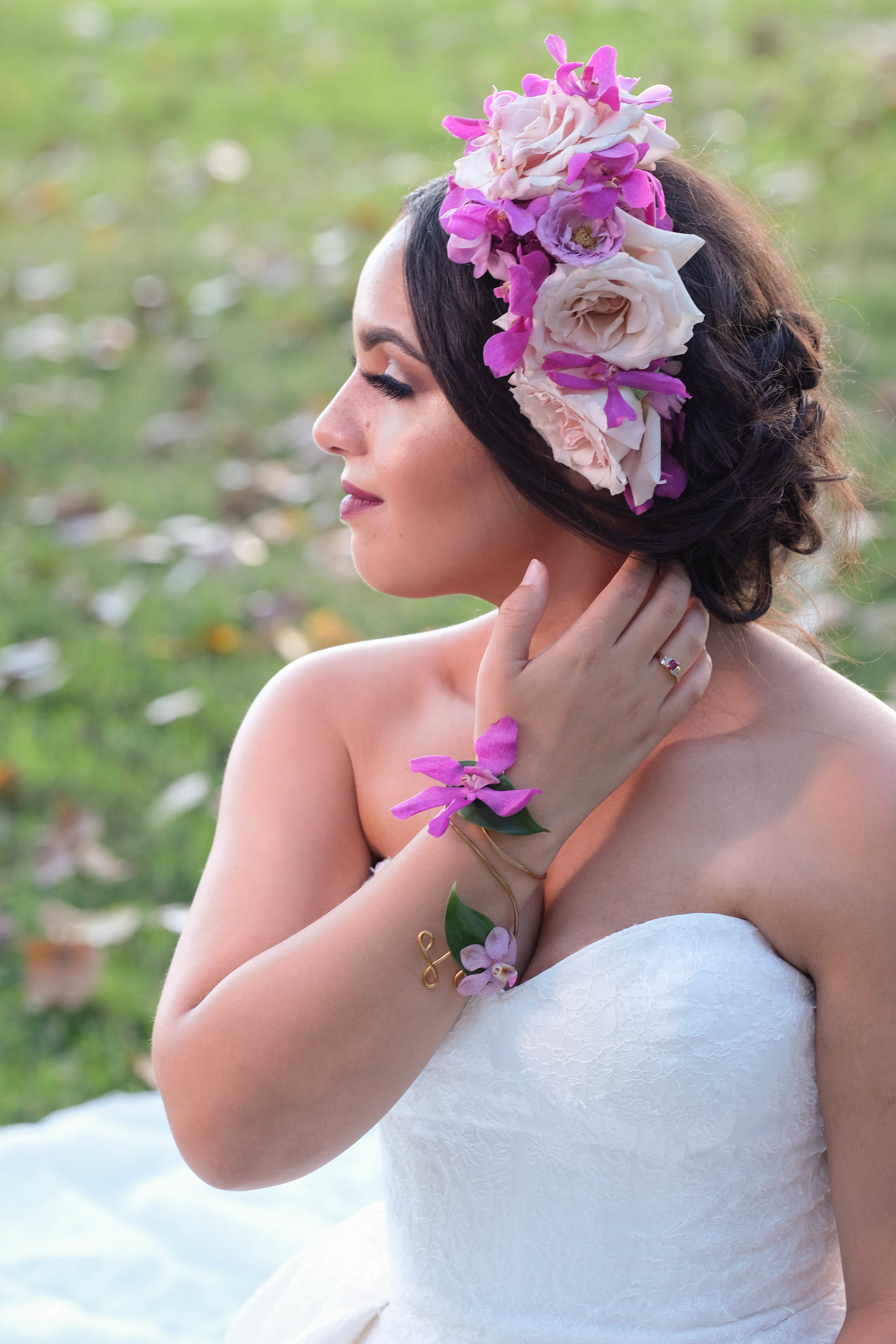 Bridal Makeup at Blue Rose Beauty