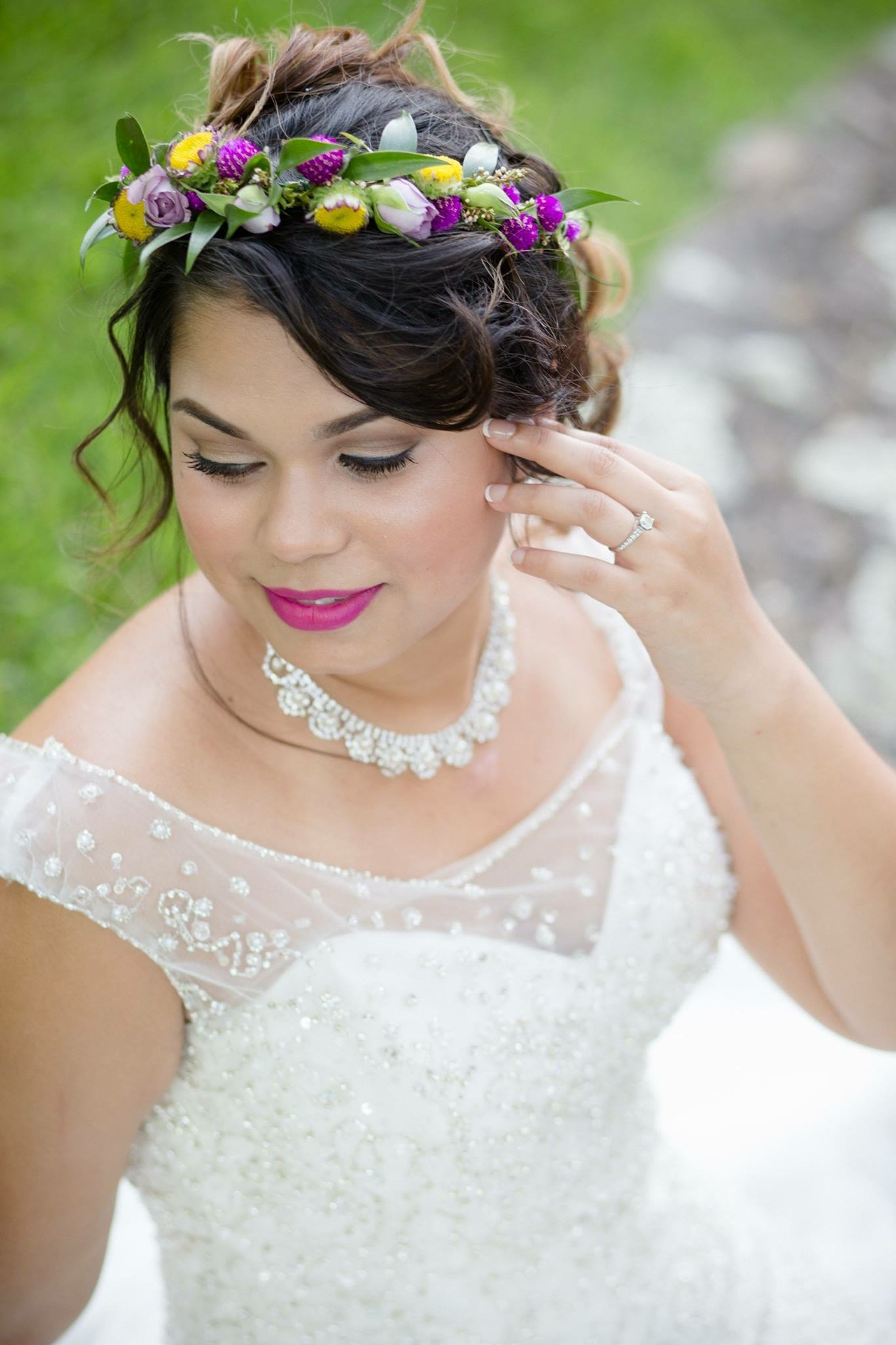 Professional Hair and Makeup for your Wedding Day in Central Arkansas